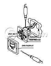 Схема подключения lx 2000